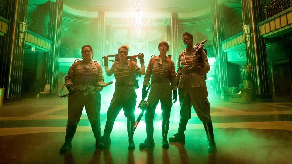 Ghostbusters Reboot 2016 - Dir: Paul Feig
